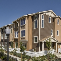 130 Unit Single Family Apartments_Design & Build_Sunnyvale CA
